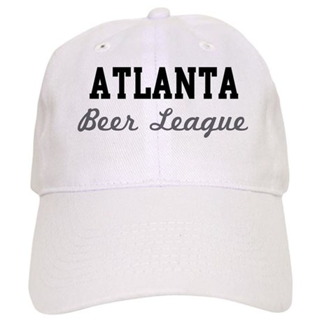 Atlanta Beer League Cap