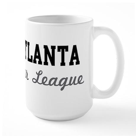 Atlanta Beer League Large Mug