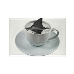 cuppa joe? Rectangle Magnet (100 pack)