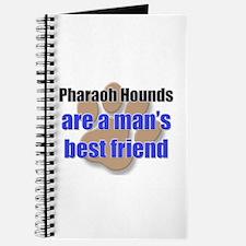 Pharaoh Hounds man's best friend Journal