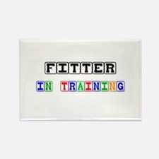 Fitter In Training Rectangle Magnet