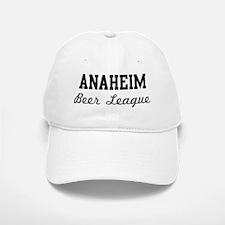 Anaheim Beer League Baseball Baseball Cap