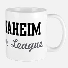 Anaheim Beer League Mug