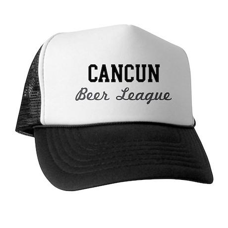Canton Beer League Trucker Hat