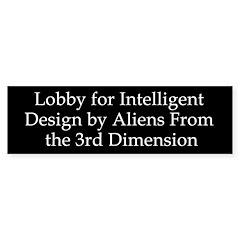 Intelligent Design Lobby (Bumper)