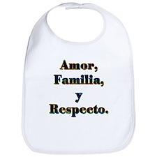Amor, Familia, y Respecto. Bib