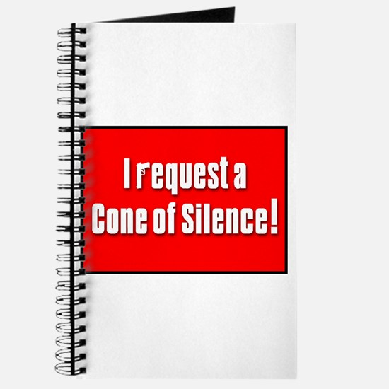 Cone of Silence Get Smart Journal