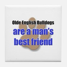 Olde English Bulldogs man's best friend Tile Coast