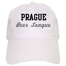 Prague Beer League Baseball Cap