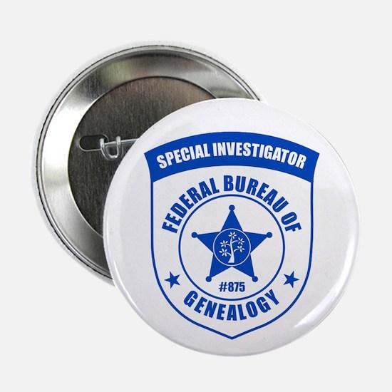 """FBG Investigator 2.25"""" Button"""