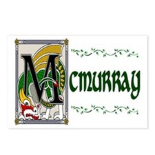 McMurray Celtic Dragon Postcards (Package of 8)