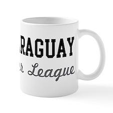 Paraguay Beer League Mug