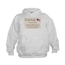 Amendment X w/Flag Hoodie