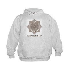 Vintage Turkmenistan Hoodie