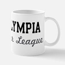 Olympia Beer League Mug