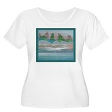 TIKI TOON's hawaiian Goddess T-Shirt