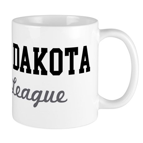 North Dakota Beer League Mug