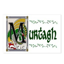 Murtagh Celtic Dragon Postcards (Package of 8)