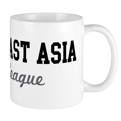 South-East Asia Beer League Mug