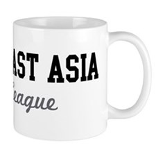 South-East Asia Beer League Mug