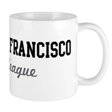 South San Francisco Beer Leag Mug