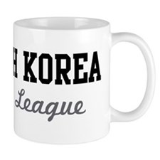 South Korea Beer League Mug