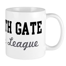 South Gate Beer League Mug