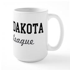 South Dakota Beer League Mug