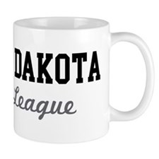 South Dakota Beer League Mug