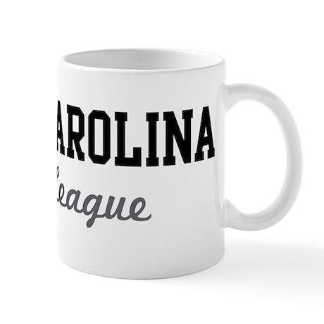South Carolina Beer League Mug