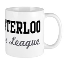 Waterloo Beer League Mug