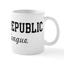 Slovak Republic Beer League Mug
