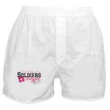 Combat medic wife Boxer Shorts