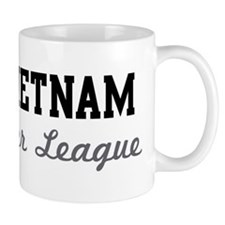 Vietnam Beer League Mug