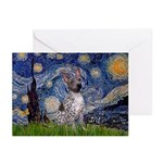 Starry-AmericanHairless T Greeting Cards (Pk of 10