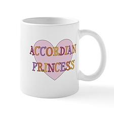 Princess Accordian Mug