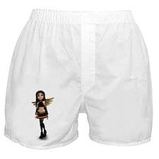 Dominique Wood Elf Boxer Shorts