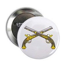 """Military Police 2.25"""" Button"""