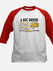 Bus Driver Antacids Tee