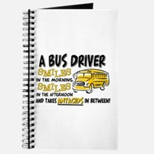 Bus Driver Antacids Journal