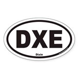 Dixie Stickers