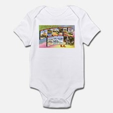 Myrtle Beach South Carolina Infant Bodysuit