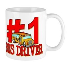 #1 Bus Driver Mug