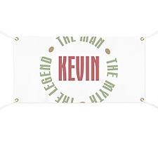Kevin Man Myth Legend Banner