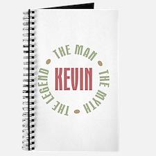 Kevin Man Myth Legend Journal