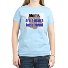 Mudis man's best friend T-Shirt