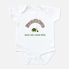 Beautician Infant Bodysuit