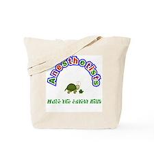 Anesthetist Tote Bag