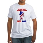 RIP GOP Fitted T-Shirt