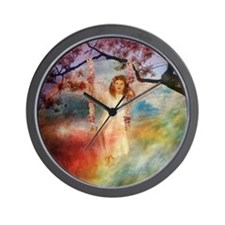 Cute Eve Wall Clock